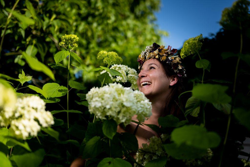 Christiane Nebel - Floristin und Floristik Artistin