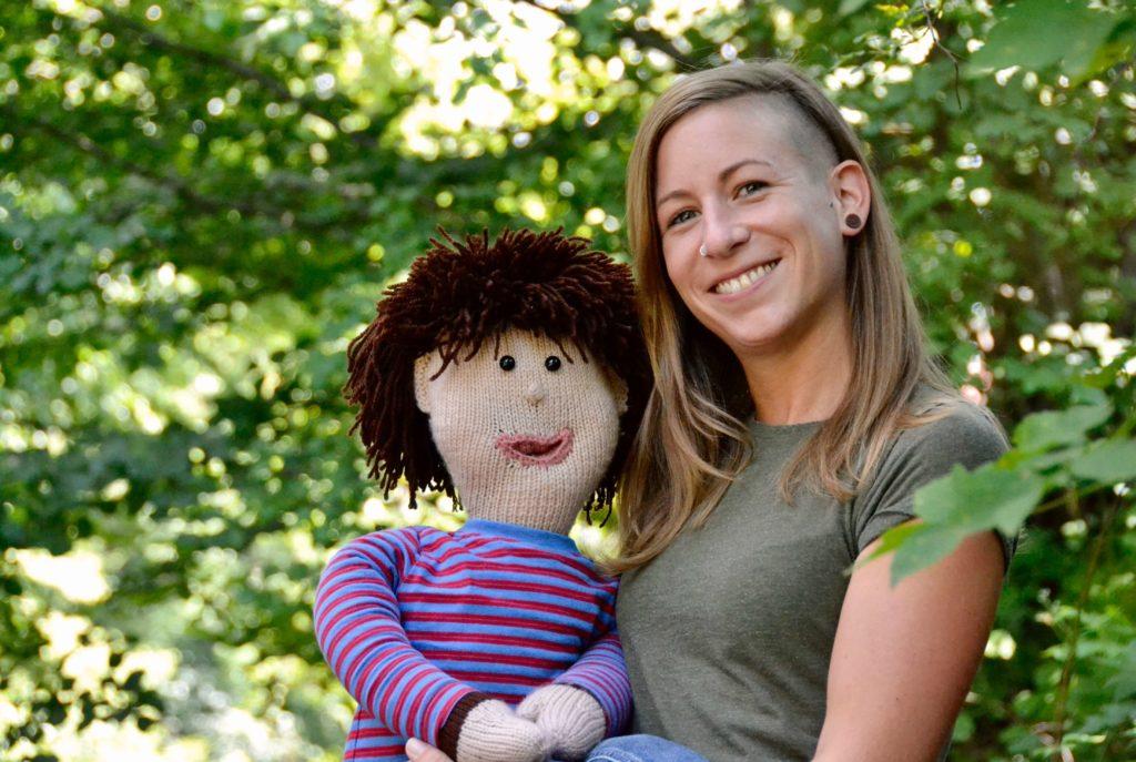 Christina Graml ist bei Tanja Grallert für Kinderevents zuständig